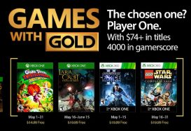 Your Games with Gold in May includes platforming, adventure and LEGO