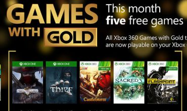 These are your Games with Gold for December