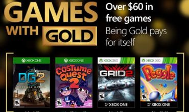 Your Games with Gold for May