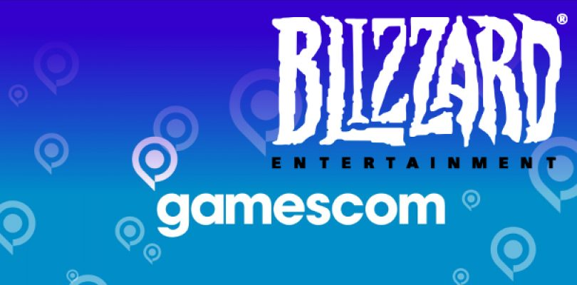Blizzard 2015 Gamescom conference videos and details