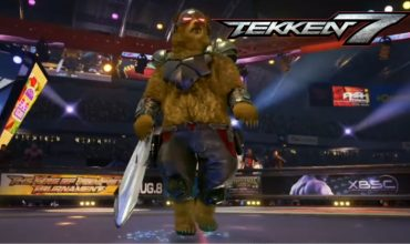 Video: Watch 28 minutes of new Tekken 7 footage, including gangsta Kuma yo!