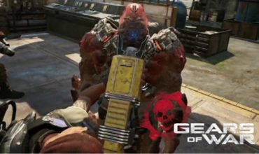 Video: The executions in Gears of War 4 look brutal. Here is the first one