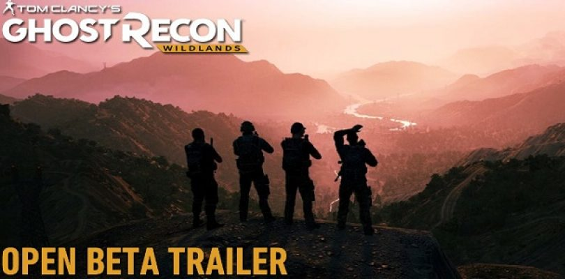Video: Ghost Recon: Wildlands beta kicks off next week