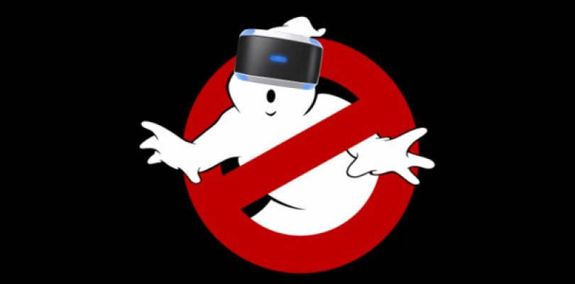 Video: Ghostbusters: Now Hiring haunts your PlayStation VR out of the blue