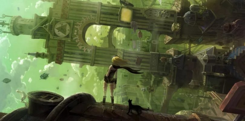 Here's Some Gorgeous Artwork on Gravity Rush Remastered with some Gameplay Footage