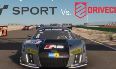 Video: GT Sport with Driveclub engine sounds? Now we're talking!