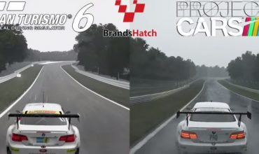 Video: Gran Turismo vs. Project CARS graphics comparison