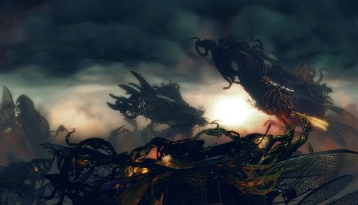Guild Wars 2 expansion Heart of Thorns announced