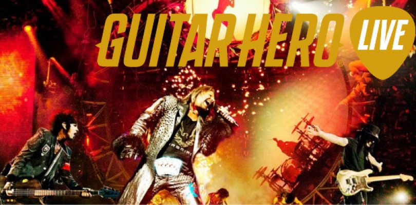 Iconic Metal bands enter Guitar Hero Live premium sets