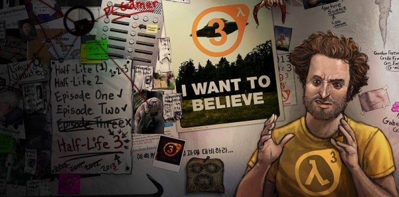 Half-Life's writer leaves Valve