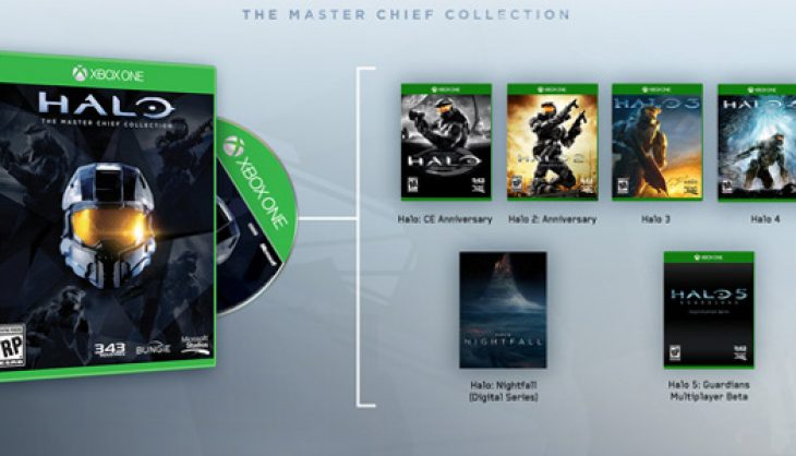 Here is a video detailing everything about Halo: The Master Chief Collection