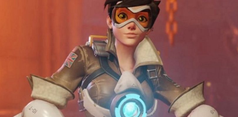 Tracer will be in Heroes of the Storm before Overwatch even launches