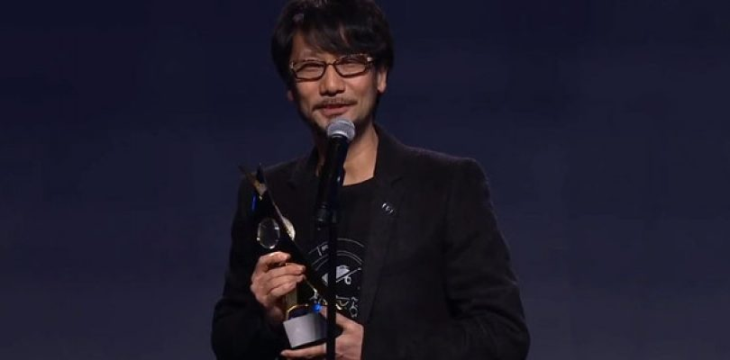 Hideo Kojima receives Hall of Fame award… and thereafter things get awkward