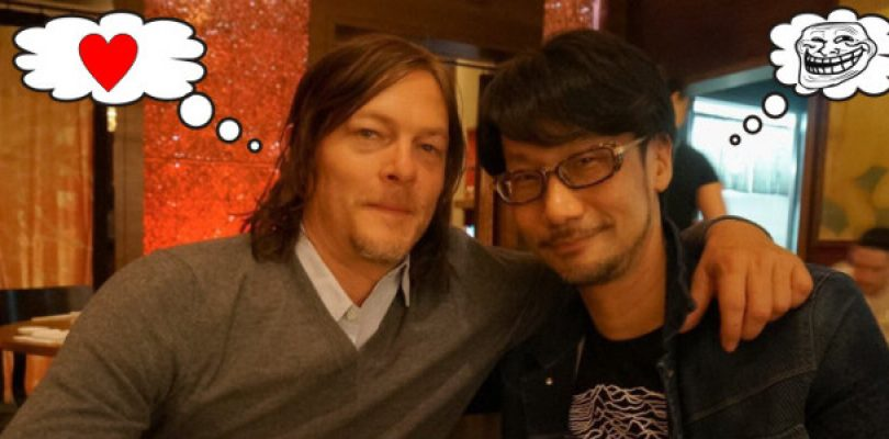 "Hideo Kojima meets with Norman Reedus and ""giving update""… is there hope?"