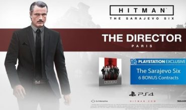 Square Enix releases details on PS4 exclusive content and beta for Hitman