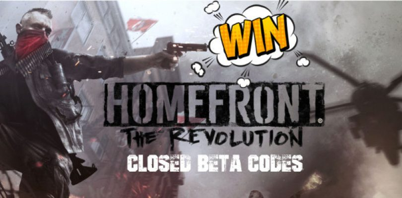 Competition: Win 1 of 10 Homefront: The Revolution Xbox One closed beta keys