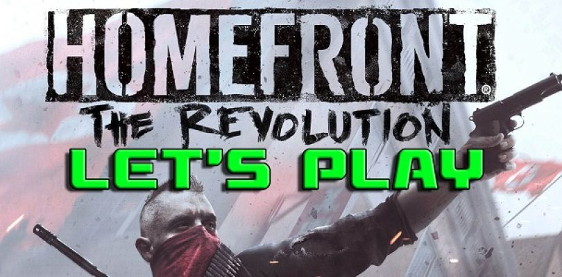 Video: Homefront: The Revolution Beta hands-on