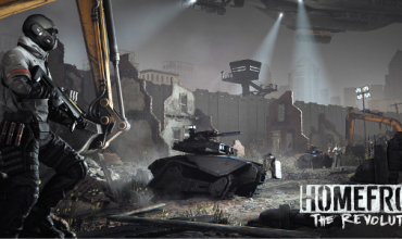 There's a new studio working on Homefront: Revolution