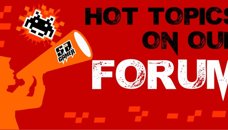 Here's what's hot on the SA Gamer forum this week!