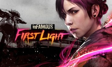 inFamous: First Light finally dated