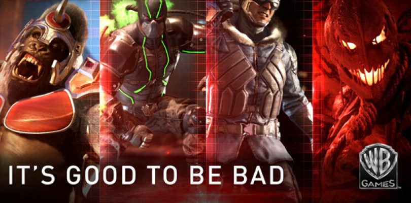 Video: Get a look at the bad guys in Injustice 2