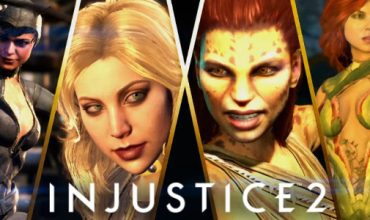 Video: It's time for girl power in Injustice 2
