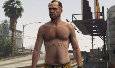 Please welcome Trevor Phillips, from Jackass