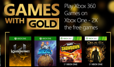 Your Xbox Games with Gold for January