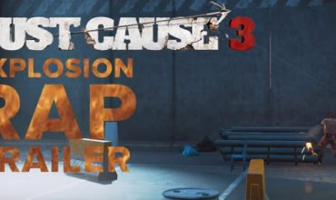 Video: It's a Just Cause 3 launch video EXPLOSION RAP!
