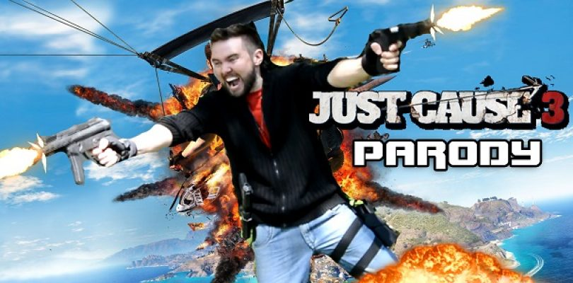 Video: Celebrate Just Cause 3 day with our silly parody