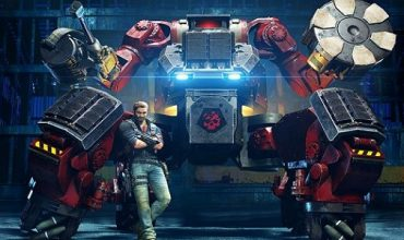 Giant mechs coming to Just Cause 3