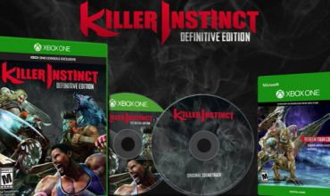 Video: Killer Instinct Definitive Edition dated and comes with lots of extras