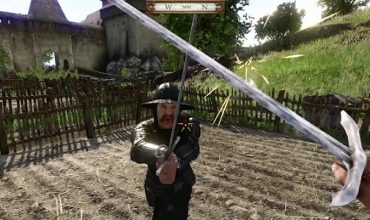 Kingdom Come: Deliverance aims to have the best 1st person sword fighting to date