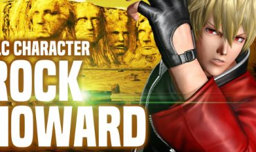 The King of Fighters XIV will soon see the return of fan-favourite Rock Howard
