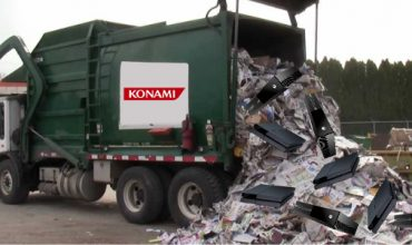 Konami to dump console for mobile gaming