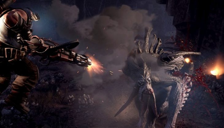 The Kraken is released in this new Evolve gameplay