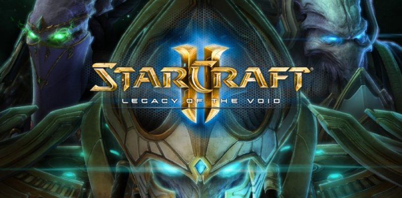 Legacy of the Void gets a trailer and a launch date