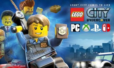 LEGO City Undercover is heading to PC, PS4, Xbox One and Nintendo Switch in 2017