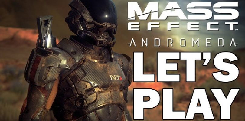 Video: Let's Play Mass Effect: Andromeda (PS4)