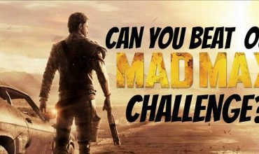 Can you beat our Mad Max challenge?