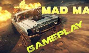 Video: We play Mad Max on PS4