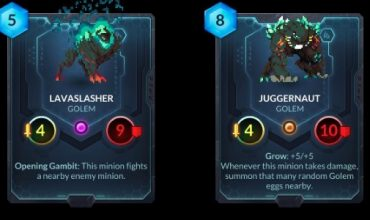 Get ready for tribes of monsters in Duelyst with Ancient Bonds expansion