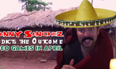 Manny Sanchez predicts the outcome of April games