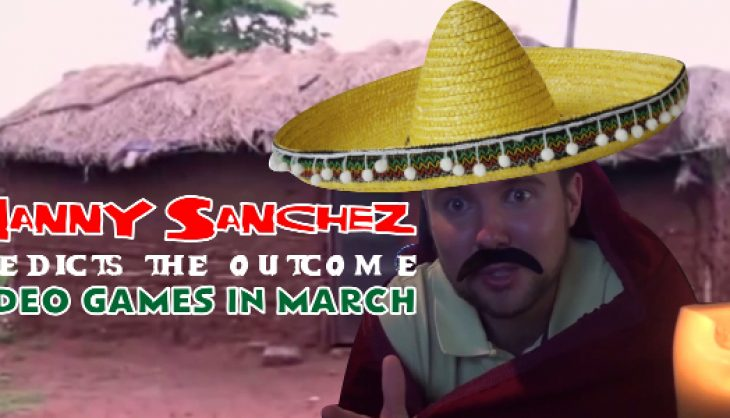 Manny Sanchez predicts the outcome of March games