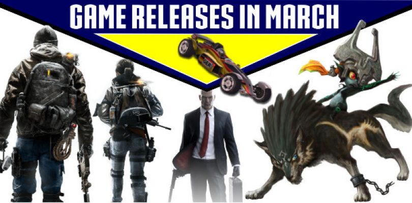 March Releases – What's coming out (plus predictions!)