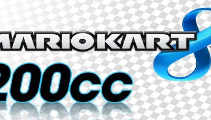 The 200cc class in Mario Kart 8 is faster than you think