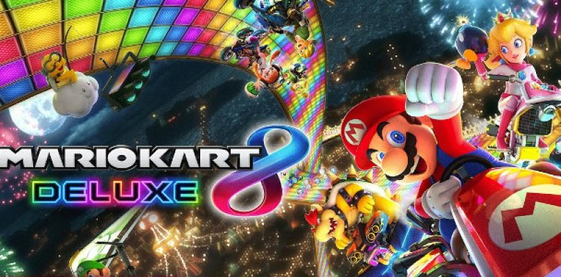 Mario Kart 8 Deluxe Trailer shows us what's new?