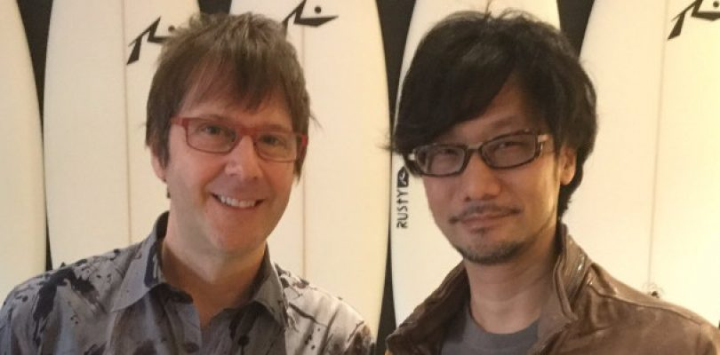Hideo Kojima and Mark Cerny are on a 10-day bromance