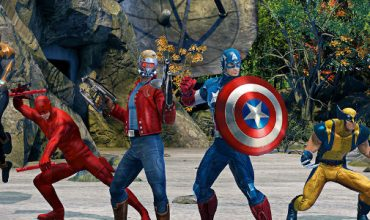 Video: Marvel Heroes Omega announced for consoles