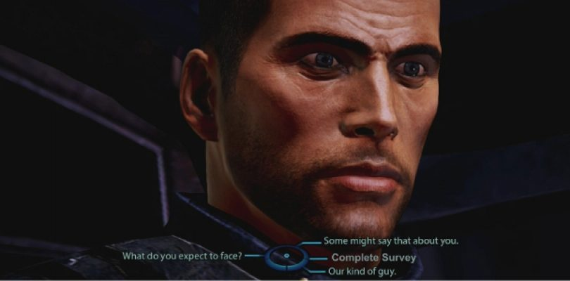 Complete this survey to help shape Mass Effect 4